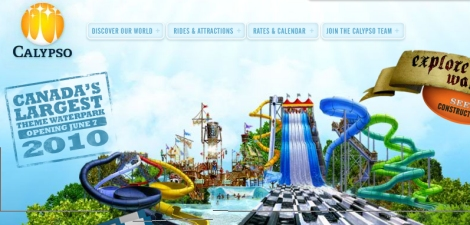 Calypso - Canada's Largest Theme Waterpark